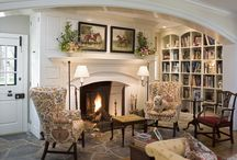 Living Room Ideas. / by Bri Russell