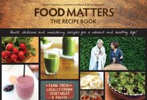 Food Matters Recipes / by Nadine Waycaster