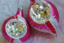 Vintage Christmas Ornaments  / Vintage Christmas Ornaments  / by Stephen LaDue