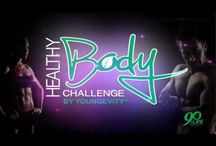 Youngevity / If you are interested in any of the listed products or programs, feel free to contact me! tammy.mathieu@gmail.com || 90 For Life || Healthy Body Challenge / by Tammy Mathieu