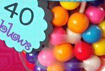Birthday planning / by Christy Gilmer