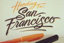 Lettering & Calligraphy / by Florencia Adobbato