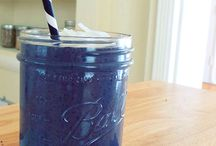 Vegan Shakes & Smoothies / Shakes and smoothies that are low glycemic and vegan. / by Tate Bagwell
