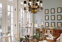 Dining room likes / by Ashley Sloan