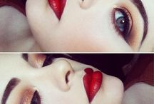 Make-up part 4 / by Hannah-Nicole Caetano