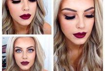 Makeup (: / by Brooke Davis