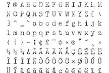 Fonts (Free) / by Melissa Dawes