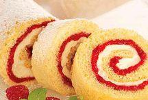 Baking: Cake Rolls / by E. V.