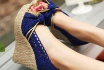 shoes / by Kathryn Pinette