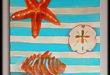 Summer Stripes / Love this canvas! / by Jana Culbreth