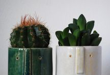 potplants / by Melissa Guedes - vintage + little