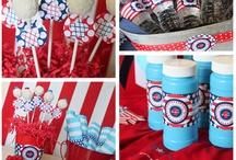 4th of July/Patriotic / by Melissa Boston Short