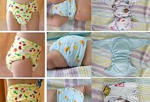 Cloth Diapering / by Rachel Patterson