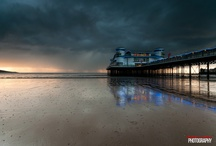 Birnbeck and Weston-super-mare / Favorite places in Weston / by Alan Woodhart