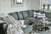 living room / by Erin Ward