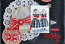 Christmas Scrapbook Pages / by Ann Marie Penney