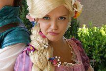 Disney Princess Handmade Costumes / by Melissa Boston Short