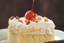 Bizcochos / Cakes / by Ada Noemy