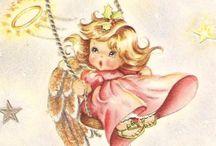 Anioly / Angels / by Anna Kopczynska