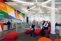Interiors: Educations / by Sincerely Fiona