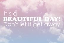A Beautiful Day / by dressbarn