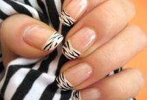 Nails! / Fingernails and toenails  / by Tina Stratton