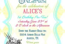 Party Ideas / by Brandy Ouzts-Nitch