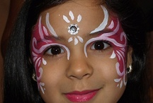 fACE painters / by Rebecca Johnson