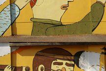 Street Art / by Karen Winsk