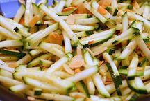 Vegetable Recipes / by Carey Austin Platner