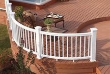 Decks / by Asher Lasting Exteriors