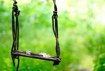 On My Swing I Can Fly  / by Letty Resendez