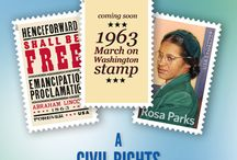 Civil Rights / In 2013, the U.S. Postal Service will issue three stamps commemorating landmark events and people in the struggle for civil rights.  / by U.S. Postal Service
