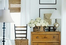 Bedrooms / by Kay Holsted