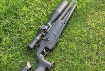 Sniper rifle / by Greg Piper