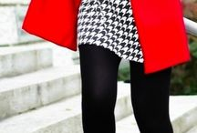 Houndstooth / ...patterns of style... / by Pierre McNeil