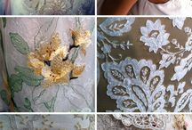 Lace detail / by Copper Willow Paper Studio