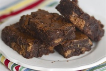 Brownies/Bars / by Dinners, Dishes, and Desserts