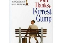 """Favorite Movies / """"I don't know if mama was right, that we each have a destiny, or if it was Lt Dan, that we are all just floating around, accidental, like on a breeze, but I think... I think... maybe... it's both happening at the same time."""" ― Forrest Gump / by Suzy Mathews"""