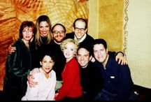 """A Class Act Cast Photos / Columbia record producer Edward Kleban, also the writer of the long-running """"A Chorus Line,"""" became the object of a quaint musical about his life and well-chronicled foibles, """"A Class Act."""" / by Masterworks Broadway"""