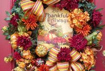 Thanksgiving and fall / by Mary Wilkening