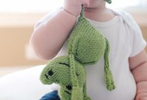Knitting - toys / by Sana Syed