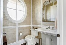 Powder room / by Sheri D'Angelo