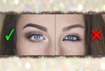 make up / by Crystal Hurtado