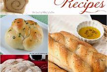 Bread-Maker Recipes / by Glenda Collins Emerson