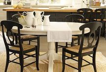 kitchen tables / by Sandy Smith