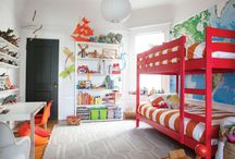 Kid's Room / by Michelle Rinosa-Sy