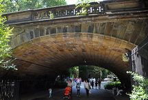 Arches in Central Park  / There are 36 arches and bridges in Central Park. Here are some of our favorites.  / by Central Park Conservancy