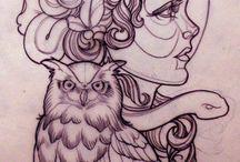 Tattoos... Style... Identity / by Jayson Blunt