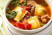 Sunday Italian Dinner ideas / by Danielle Bezeredi